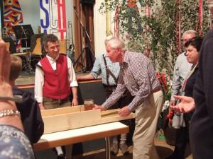 40-jähriges Partnerschaftsjubiläum Meitingen - Pouzauges 29. bis 31. Mai 2014